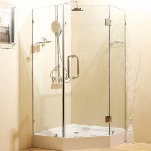 Bồn tắm đứng vách kính INAX