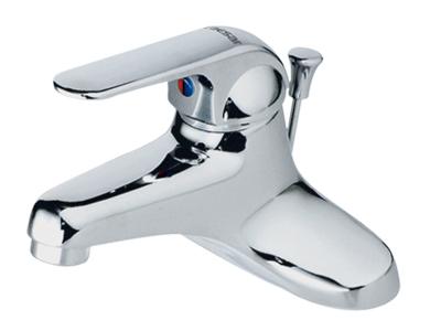 Vòi chậu rửa mặt nóng lạnh CAESAR B102C