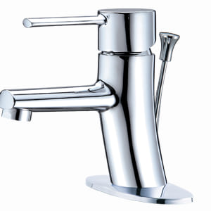 Vòi chậu rửa mặt nóng lạnh CAESAR B301C
