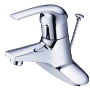 Vòi chậu rửa mặt nóng lạnh CAESAR B312C