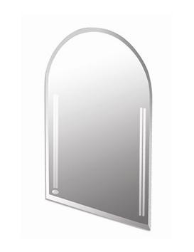 Gương soi nhà vệ sinh hình vòm Viglacera VG G2