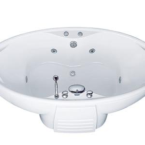 Bồn tắm Massage chính hãng Caesar MT3280