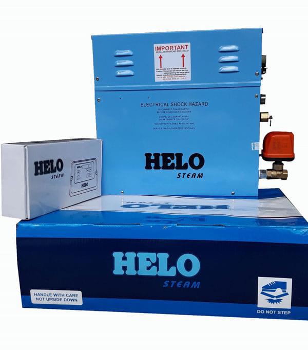 Máy xông ướt Steam Helo HTP-60
