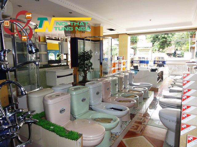 Đại lý thiết bị vệ sinh Caesar tại TP Hà Nội Giá Rẻ chính hãng