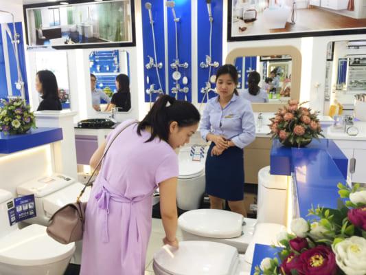 Thiết bị vệ sinh inax Hà Nội Uy Tín - Hàng Chính Hãng