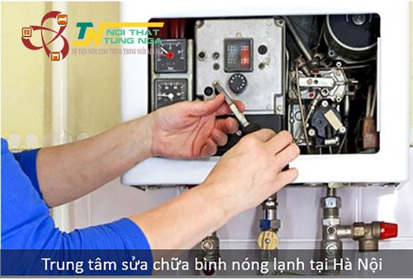 Nguyên nhân và cách sửa chữa bình nóng lạnh khi gặp sự cố