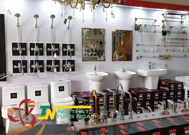 Địa chỉ Showroom thiết bị vệ sinh tại Hạ Đình Thanh Xuân uy tín nhất