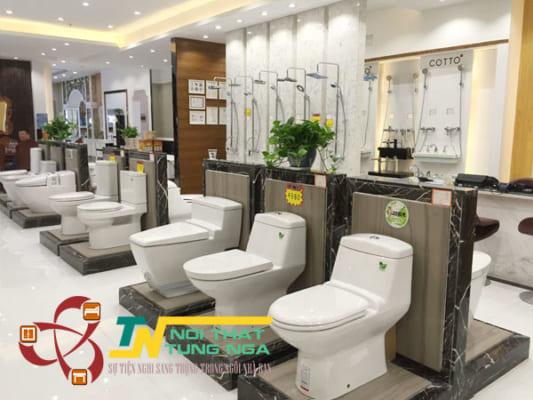 Cửa hàng thiết bị vệ sinh tại Triều Khúc Hà Nội giá cực rẻ