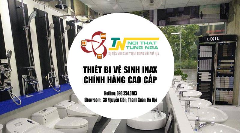 Thiết bị vệ sinh INAX chính hãng Cao Cấp Miễn phí vận chuyển