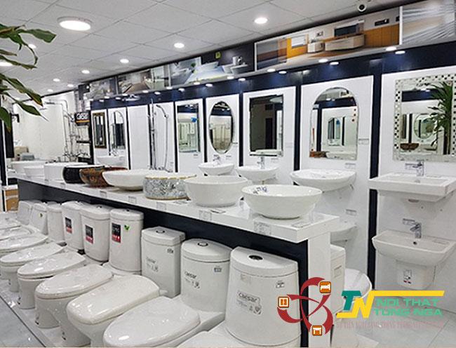 Địa chỉ bán thiết bị vệ sinh uy tín tại Hà Nội