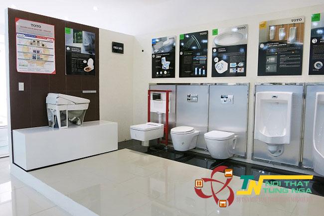 Cửa hàng thiết bị vệ sinh giá rẻ tại Hà Nội uy tín nhất