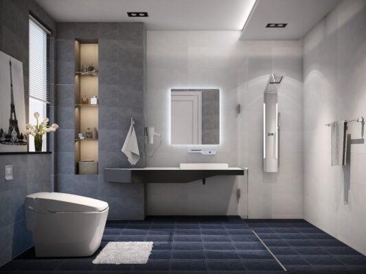 Phụ kiện phòng tắm Duraqua nâng tầm đẳng cấp sống cho con người