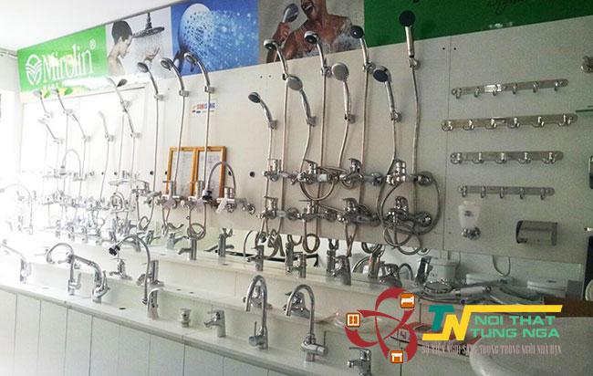 Địa chỉ bán SEN VÒI DAEHAN chính hãng tại Hà Nội